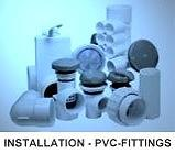 Installationsteile - PVC-Fittings
