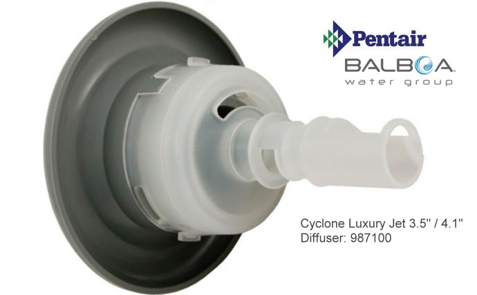 Pentair Cyclone Luxury Jets